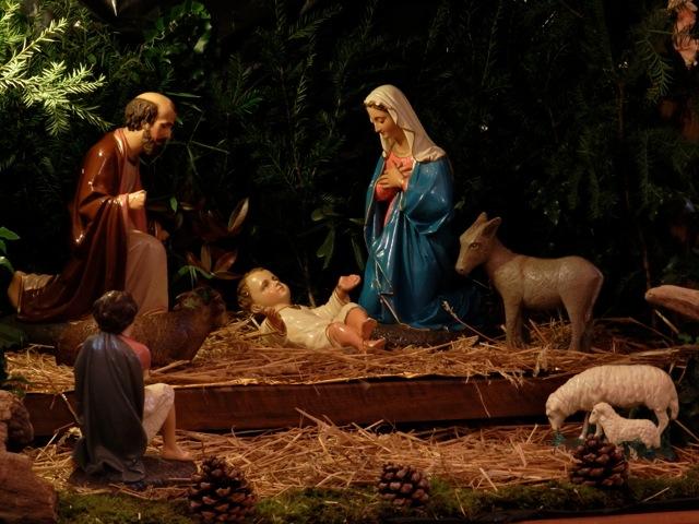 Noël-La nativité